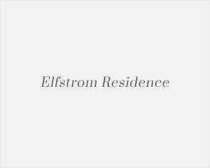 Elfstrom Residence