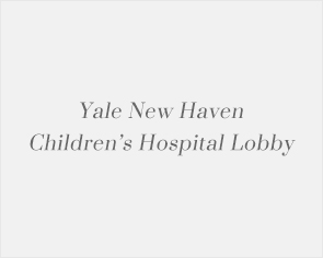 Yale New Haven Children's Hospital Lobby