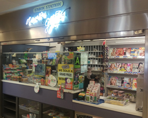 Union Station Newsstand